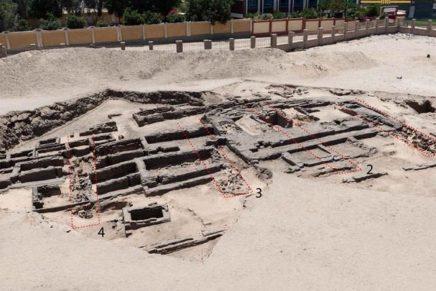 Encuentran una fábrica de cerveza en Egipto con más de 5.000 años