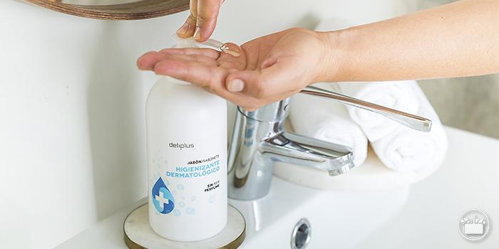 Gel hidroalcohólico de Mercadona