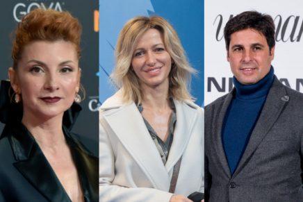 Najwa Nimri, Susana Griso y Fran Rivera