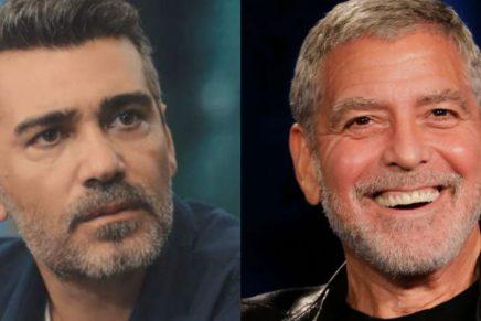 George Clooney y Caner Cindoruk