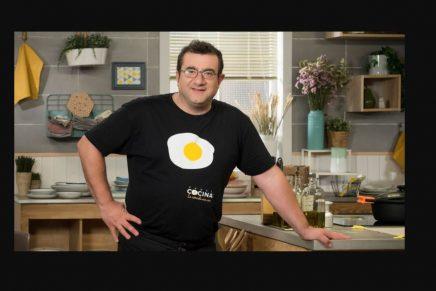 Sergio Fernández cocinero