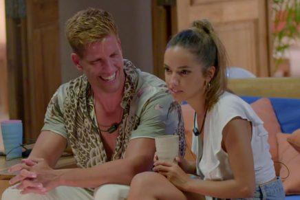 La isla de las tentaciones, Carlos y Lucía