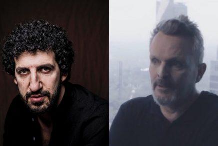 Marwán y Miguel Bosé