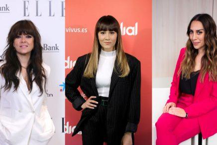 Vanesa Martín, Aitana y Mónica Naranjo