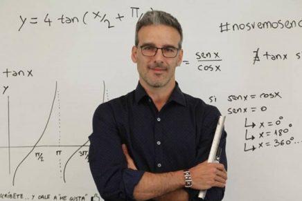 David Calle, profesor youtuber