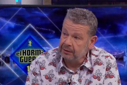 Alberto Chicote en El hormiguero