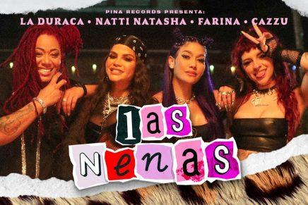 Las Nenas, el nuevo éxito de Natti Natasha