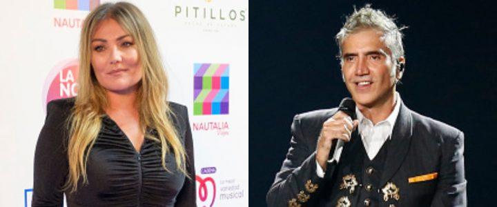 Alejandro Fernández y Amaia Montero