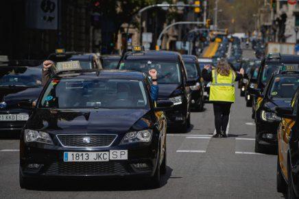 Matrícula coche en España