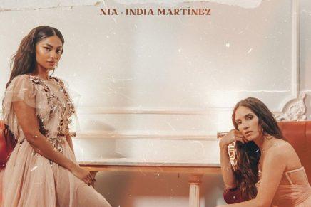 india martinez y nia
