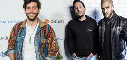 Álvaro Soler y Cali y El Dandee nos alegran la 'Mañana' y la noche con su nuevo videoclip