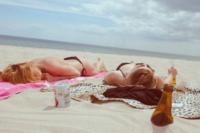 engordar en verano