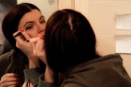 eyeliner murcielago