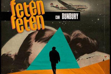 Bunbury y Fetén Fetén en la portada de su nuevo sencillo