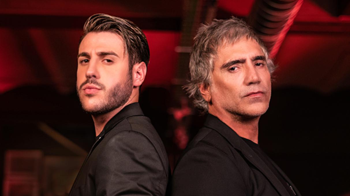 Alejandro Fernández y Antonio José en Tal Vez