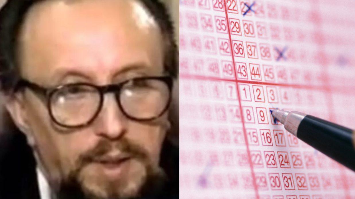 Matemático lotería